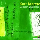Kurt Brereton, Messiaen At Mt Kiera, poster, 2001,