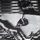 Frame from Video Synthesis by Peter Fox.