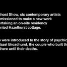 The Ghost Show, Video Documentation