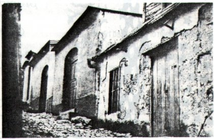 Image from catalogue entry for Allan Vizents' Asleep and Awake - street in Coban (?)
