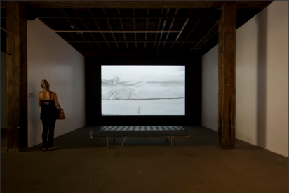 Mel O'Callaghan, To The End, Installation View, Artspace, Sydney, 2009
